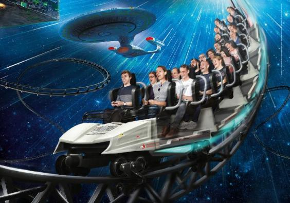 The Best Theme Park Rides For 2017 From An Avatar Banshee