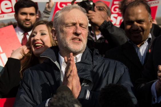 Jeremy Corbyn confirms he will lead Labour in 2020 during testy interview