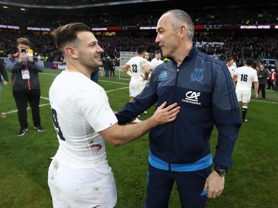 World Rugby backs referee Poite over England v Italy ruck debate