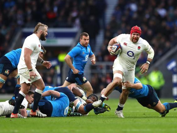 Jones, Ford call for World Rugby intervention after Italy 'no-ruck' tactics