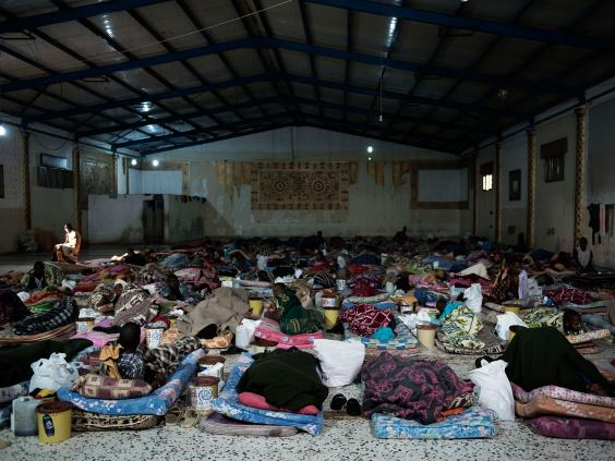 Refugee children abuse rampant in Libya