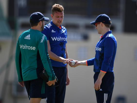 Pace bowler Curran called into England's one-day squad
