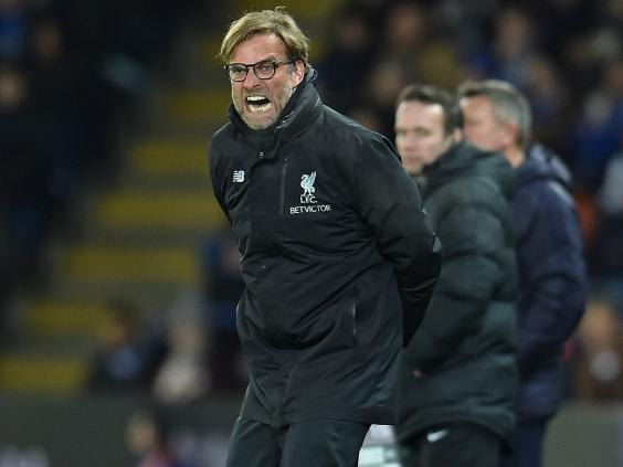 Liverpool through the roller coaster and looking up again, says Klopp