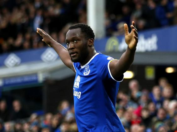 Lukaku recently scored his 60th club goal for Everton