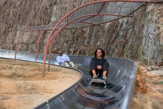 michelle-obama-on-an-alpine-slide.jpg