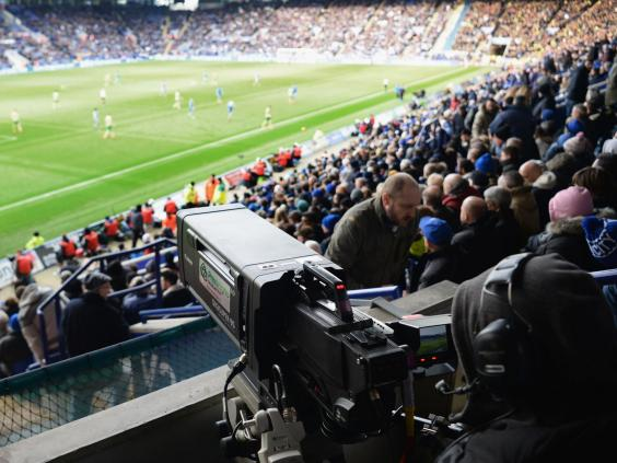 How facebook could change the face of premier league for Camera it web tv