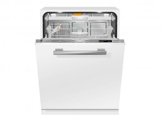 Good 5. Miele G 6860 SCVI Integrated Dishwasher