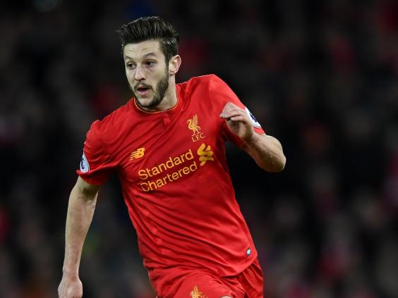 Liverpool fans are blaming Gareth Southgate over Adam Lallana's injury