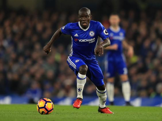 N'Golo Kante Admits He Wanted To Join French Side