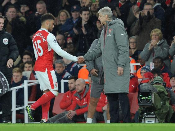 Wenger: We have to keep Ox and other members of 'British core'