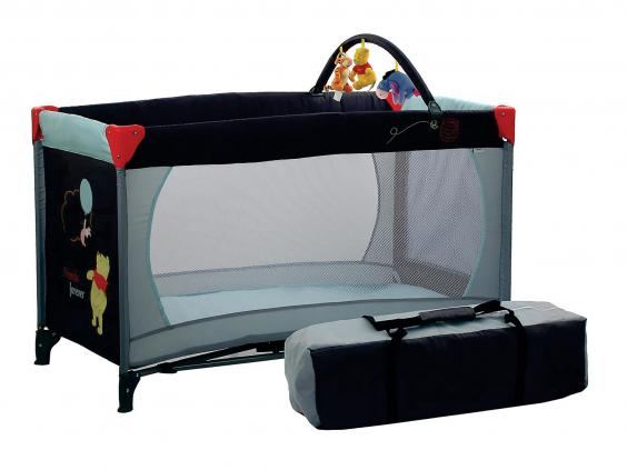 hauck dream u0027nu0027 play travel cot winnie the pooh forever friends mothercare
