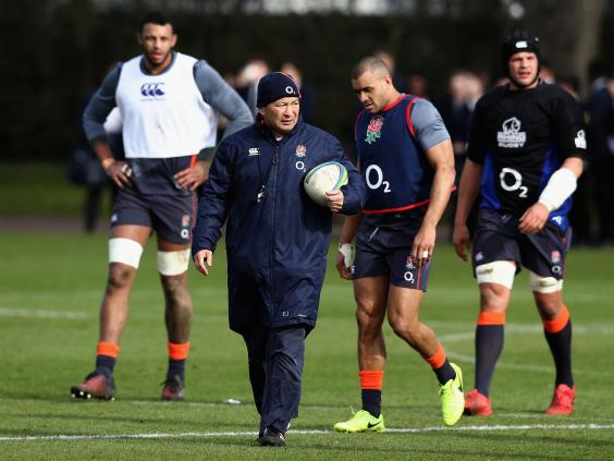 Eddie Jones: Ireland were the Six Nations favourites, they'll be