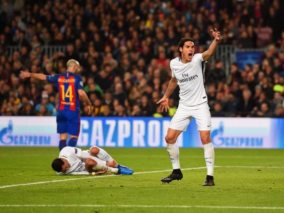 Petition calling for Barcelona vs PSG to be replayed reaches 130000 signatures