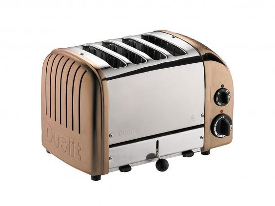 best consumer rated toasters
