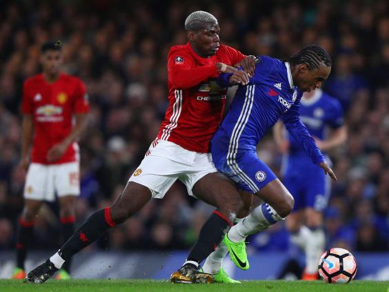 Pogba's performance against Chelsea was roundly criticised