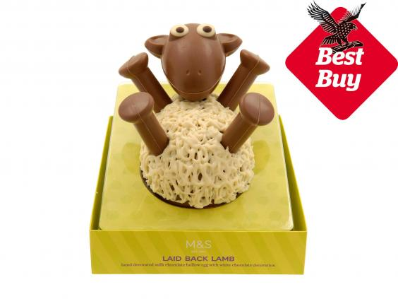 15 best kids easter eggs the independent marks spencer laid back lamb 420g 15 marks spencer negle Image collections