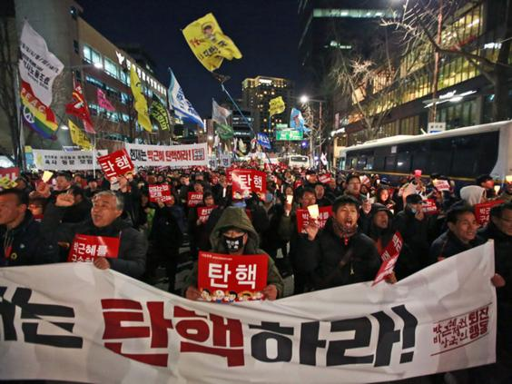 South Korea to hold May vote to pick presidential successor