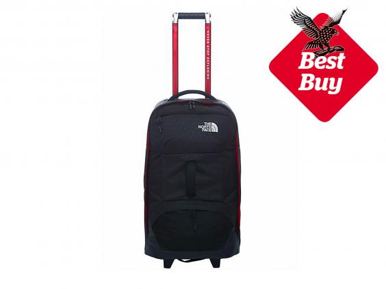 7 best wheeled travel bags the independent for Best cabin luggage