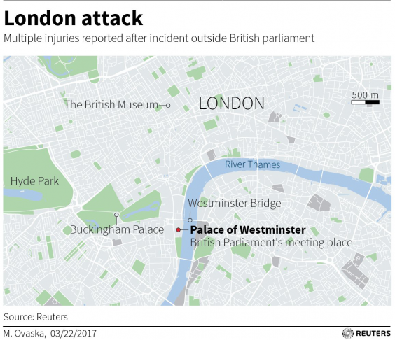 Denver News Westminster Shooting: Westminster Attack Latest: Five Dead In London Terror