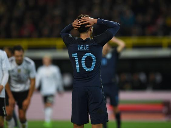 Dele Alli gets three-game European ban for Gent red card