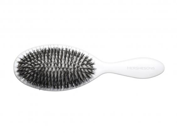 10 best hairbrushes the independent if its cool girl hair youre after then hershesons has got you covered its the go to brand for beauty buffs and has salons and blow dry bars at harvey pmusecretfo Choice Image