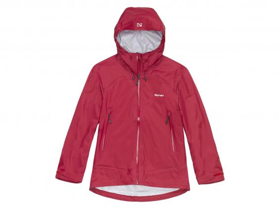11 best women's waterproof jackets | The Independent