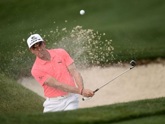 Kang leads Houston Open golf by three