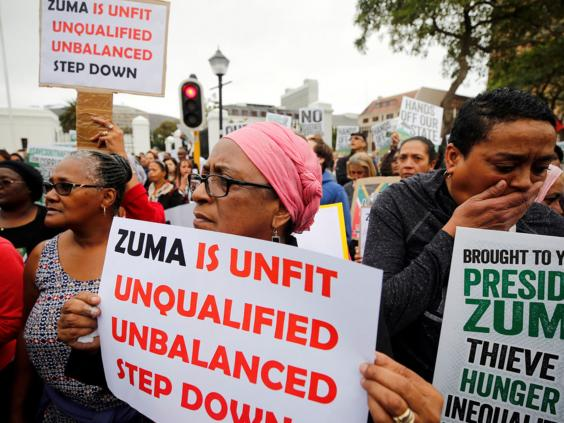 Zuma again survives impeachment as ruling party stands by him