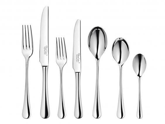 robert welch 44piece radford cutlery set 256 john lewis