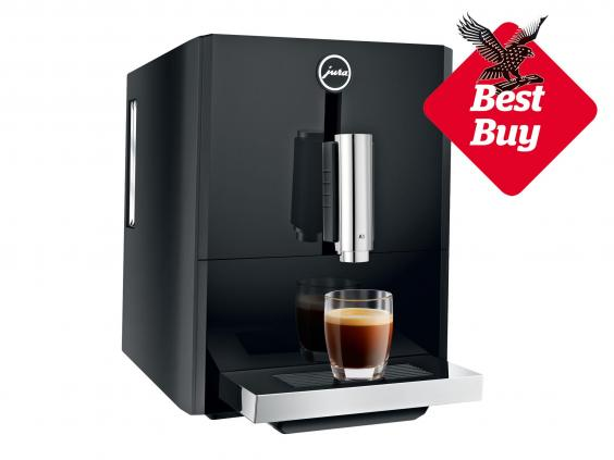 jura a1 beantocup coffee machine lakeland