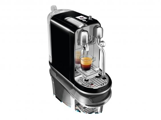 12 best espresso machines  The Independent -> Nespresso John Lewis