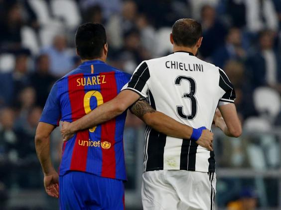 Juventus Beats Barcelona (3-0) in Champions league quarter-final
