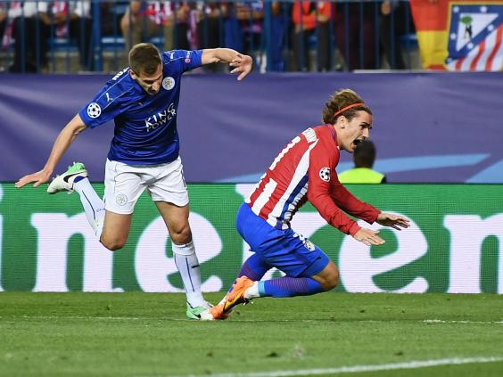Leicester v Atletico Madrid Betting Tips