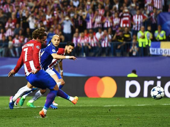 Leicester fans buoyant despite defeat to Atletico Madrid in Champions League