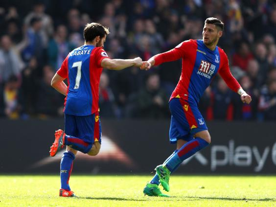 Cabaye put Palace back in the game