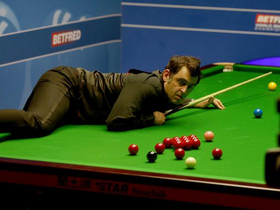 Snooker: Hearn disputes O'Sullivan's 'unfounded' bullying claims