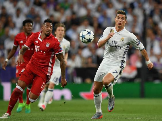Real Madrid sweep Bayern Munich aside in extra time