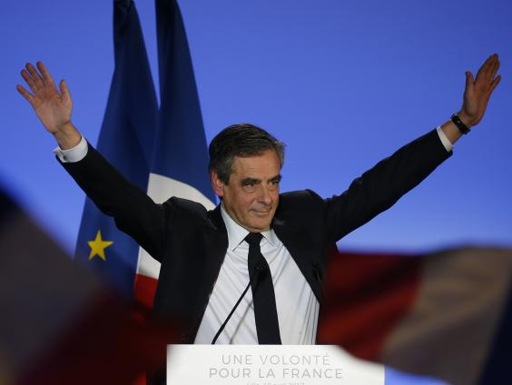 francois-fillon-french-elections.jpg Paris attack: Marine Le Pen seeks to exploit Champs Elysees shooting amid fears killing could influence election - francois fillon french elections - Paris attack: Marine Le Pen seeks to exploit Champs Elysees shooting amid fears killing could influence election