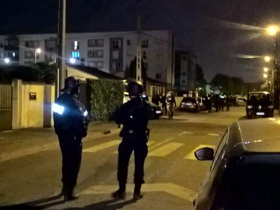 French policeman killed in Paris attack