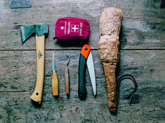 How reviving the pastime of carving a spoon enriches your