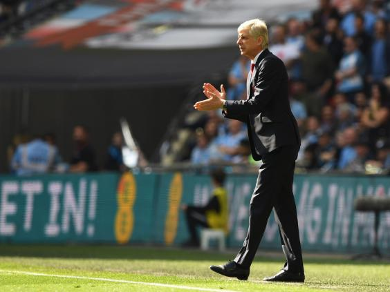 Arsene Wenger: Arsenal manager planning transfer targets for next season