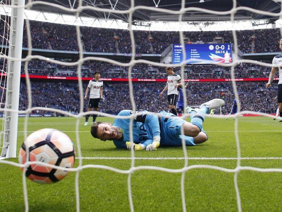 Gary Cahill reveals Diego Costa tried to claim his goal v Southampton
