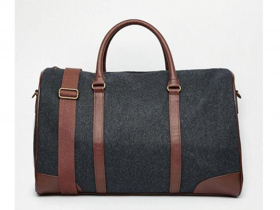 10 best men's overnight bags | The Independent