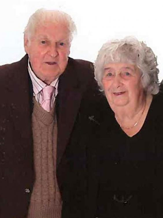 Elderly Man Who Tried To Kill Wife With Hammer So She Could Avoid - 88 year old mans letter wife defines true love
