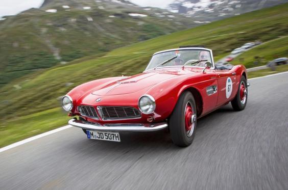 20 Of The World S Most Beautiful Cars The Independent