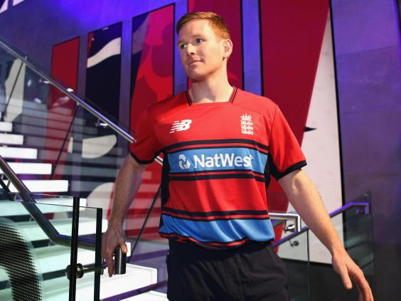 England's New Cricket Kit Launch Could Have Used A Dash
