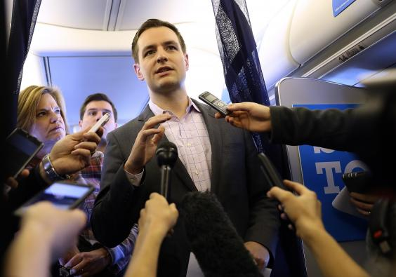 Clinton campaign chief Robby Mook was the most powerful player on the team