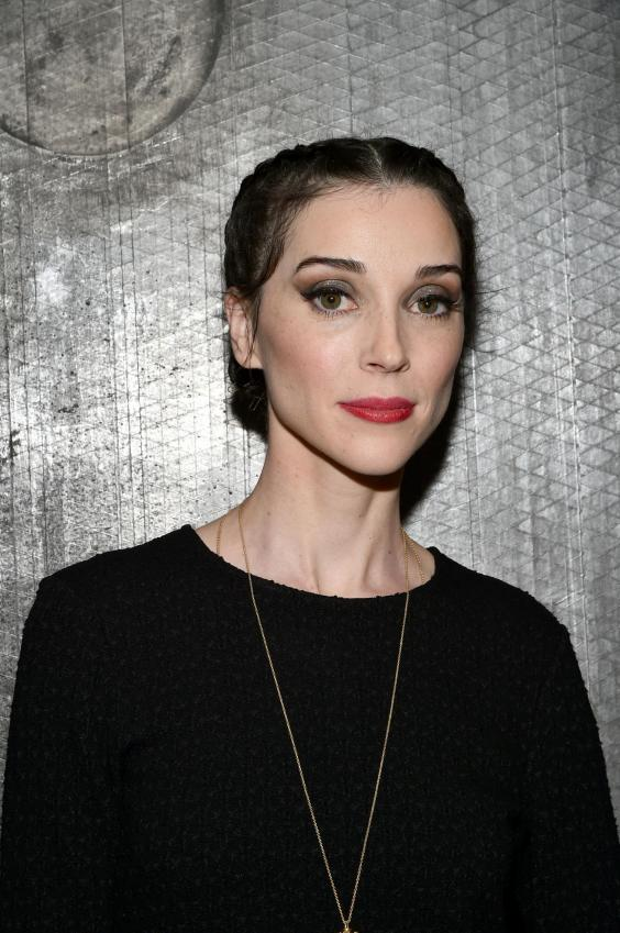 Annie Clark AKA St. Vincent (Getty)