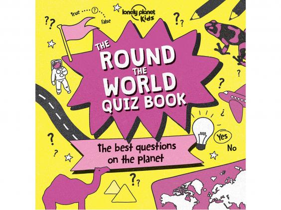 lonely planet kids round the world quiz book 799 lonely planet - Book Images For Kids