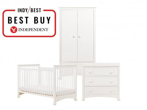Mothercare Charleston 3 Piece Nursery Furniture Set: £615